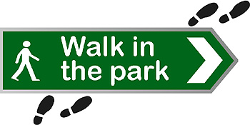 Walk in the park image