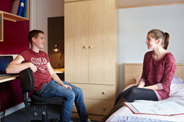 Cardiff Met Accommodation Halls of Residence