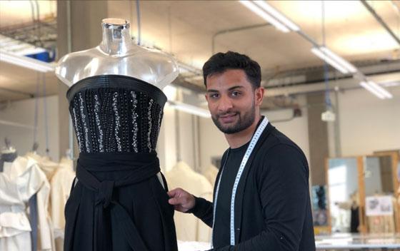 Ba Hons Fashion Design Degree Course