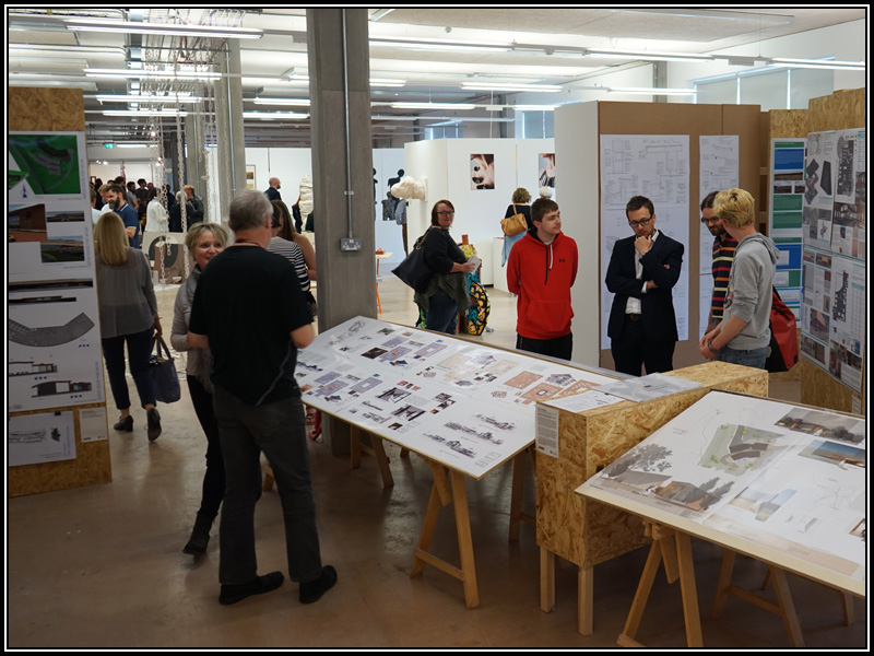 Cardiff School of Art and Design Summer Show 2016