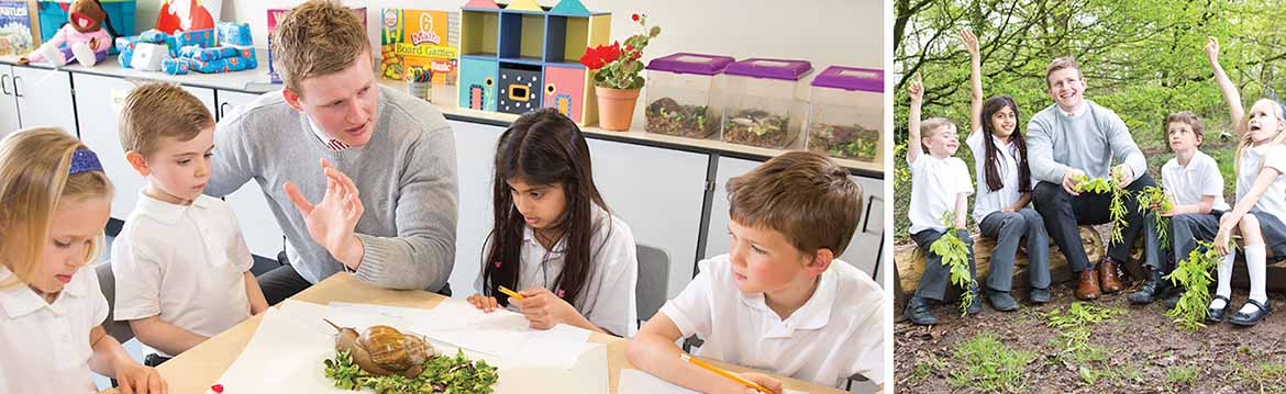 BA (Hons) Primary Education Studies