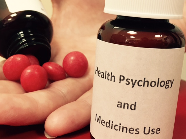 Health Sciences Research - Health Psychology and Medicines Use