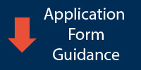 Application Form Guidance