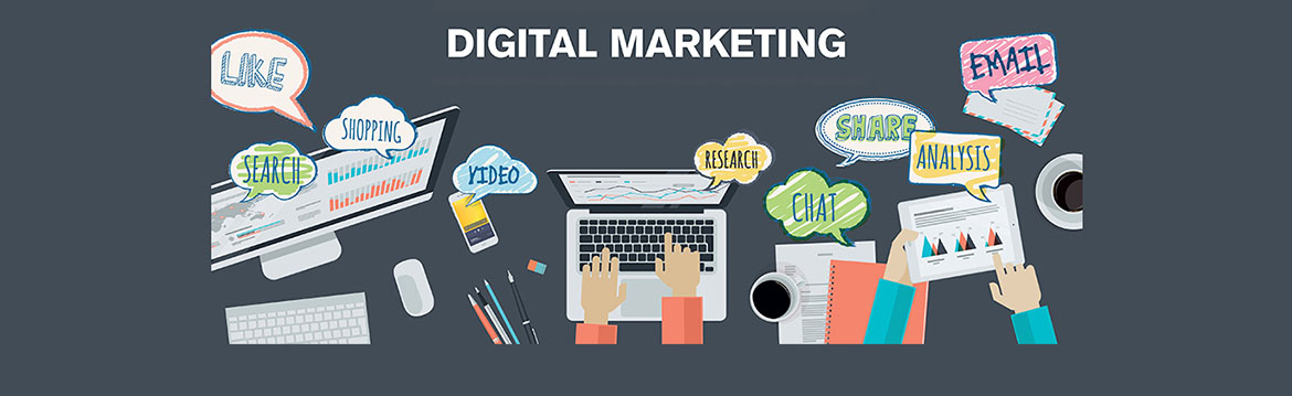 BA Digital Marketing Degree