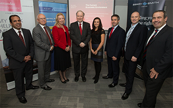 The Forum Annual Lecture 2014 – Guest, Barry Naisbitt Chief Economist Santander UK