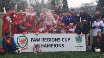 FAW REGIONS CUP CHAMPIONS