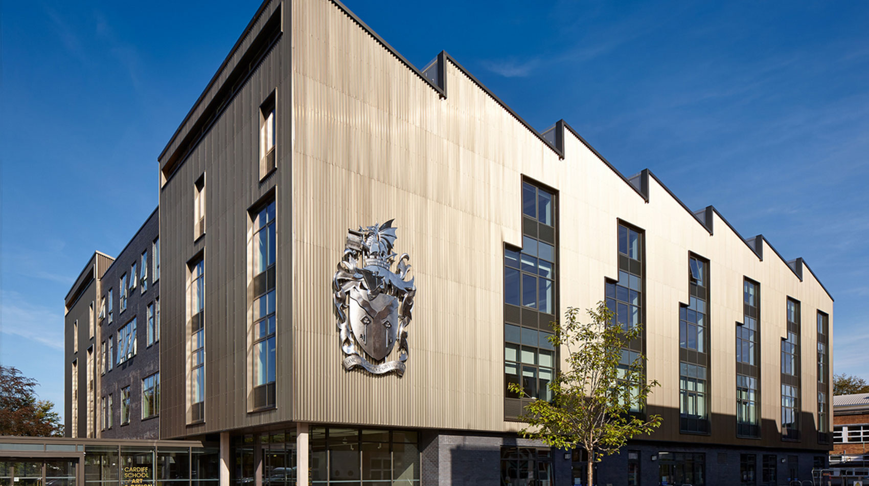 Picture of Cardiff Met Building