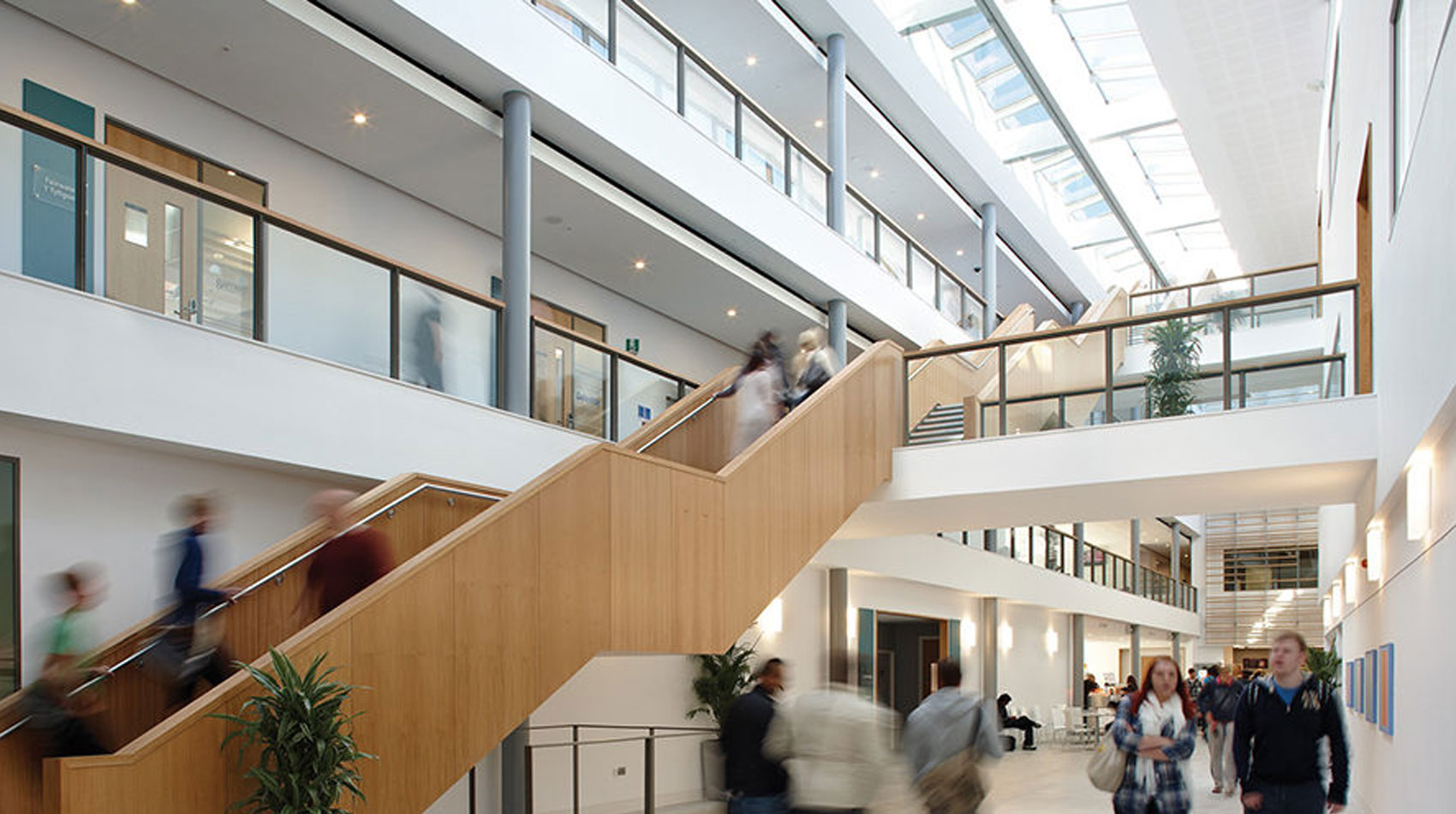 Picture of Insider Cardiff Met Building