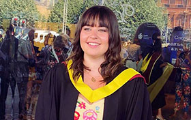 Lauren Harwood - BSc Business Information Systems