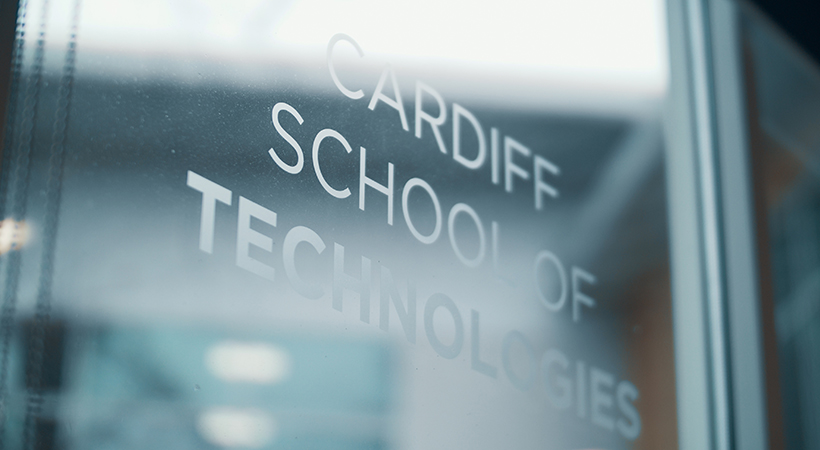 School of Technologies Sign